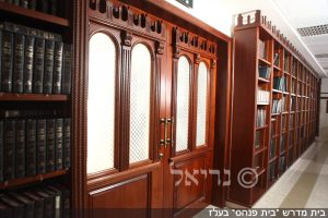 ספריות מעוצבות נריאל
