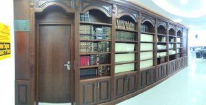 ספריות קודש מעוצבות נריאל